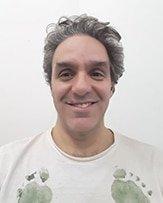 imagem da professor Paco Abreu