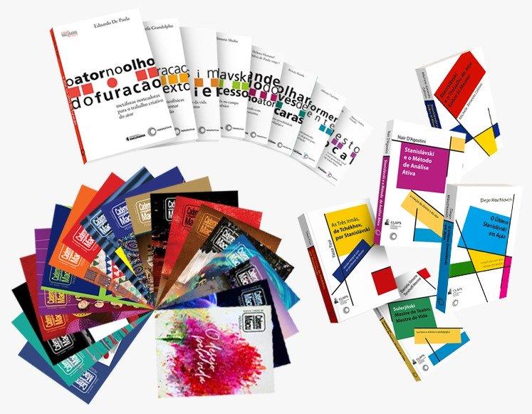revistas e livros publicados